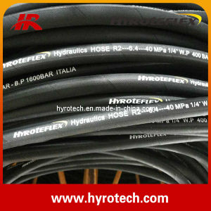 OEM Manufacture of Mangueras Hidraulicas and Conexiones Hidraulicas Rubber Hose pictures & photos