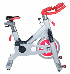 Indoor Trainer Bike / Stationery Fitness Bicycle (SK-6518) pictures & photos