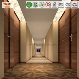 Five Star Hotel Furniture with FSC Forest Certified Hotel Project Decorative Modern Wall Cladding Board Panel pictures & photos