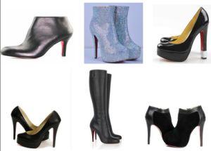 Women High Heel Shoes, Lady Fashion High Heel Boot