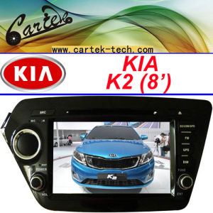 Special Car DVD for KIA K2 (CT2D-SKIA10)