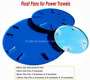 Float Pan for Power Trowels pictures & photos
