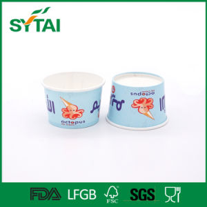Logo Custom Printing Disposable Ice Cream Paper Cups pictures & photos
