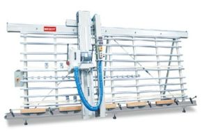 Aluminum Curtain-Wall Profile Milling Machine pictures & photos