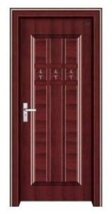 Steel Wooden Door (EWS001)