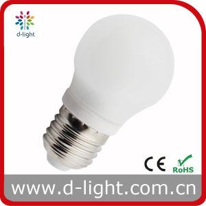 G45 3W E27 Plastic Round LED Lamp