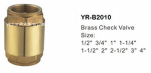 Brass Check Valve in Brass/ Bronze pictures & photos