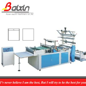 BOPP OPP Film Bag Side Sealing Machine Baixin Company pictures & photos