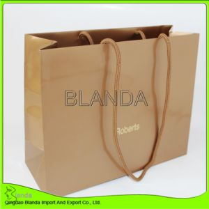 Kraft Paper Bag, Shopping Gift Paper Bag