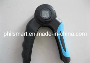 Hotsell High Quality Digital Fitness Gym Exercise Hand Gripper Grips pictures & photos