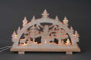 Decoration Wooden Light with LED pictures & photos