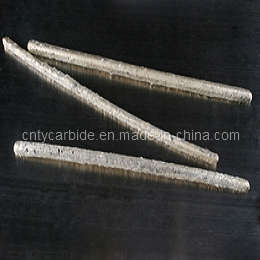 Wc 70% Cnznni 30% Tungsten Carbide Composition Rods Brazing Rods pictures & photos