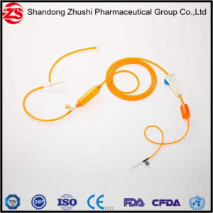 Medical Disposable Photophobic Precision IV Set/Infusion Set with Best Quality pictures & photos