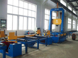 Welded H Beam Assembly Line pictures & photos