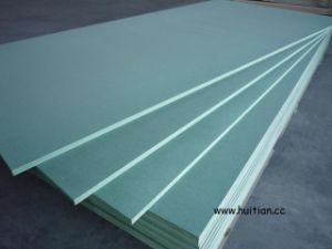 High Quality Mositure Resistant Raw Plain MDF pictures & photos