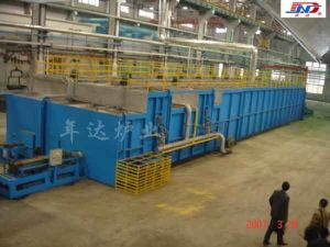 Gas-Fired Continuous Aging Furnace pictures & photos