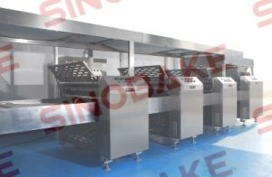 Hard Biscuit Machine (HJ-600, HJ-1000, HJ-1200) pictures & photos