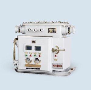 Mine Fameproof and Intrinsically Safe Type Intelligent Double-Speed, Double-Circuit Vacuum Electromagnetic Starter