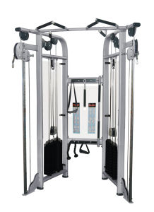 Fitness Equipment for Dual Adjustable Pulley (FM-1002) pictures & photos