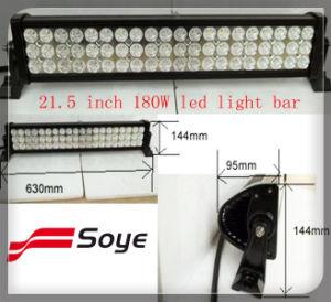 21.5 Inch 180W Three Rows LED Light Bar 4WD LED Headlight