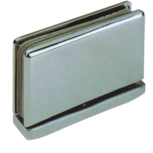 Frameless Door Glass to Glass Brass Shower Hinge (SH360-S) pictures & photos