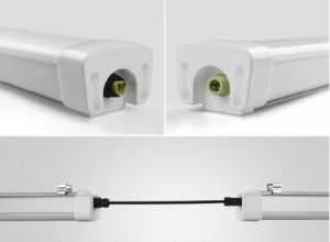 IP65 LED Tri-Proof Light with CE RoHS China (TPS120-001)