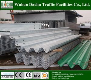 W Beam Guardrail Crush Barrier pictures & photos