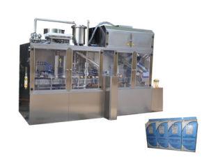 Liquid Whole Eggs Gable Top Carton Filling Machine Nimco Type pictures & photos