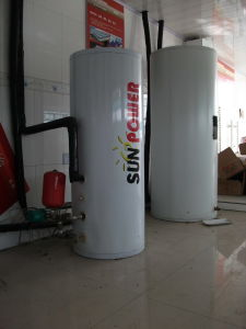 Coil Water Tank (SPPT-50-750Liters) pictures & photos