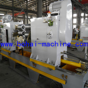 Corrugation (W rib) Machine for 55 Gallon Drum Making pictures & photos