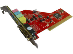 Sound Card (PCI ES1978 4CHL)