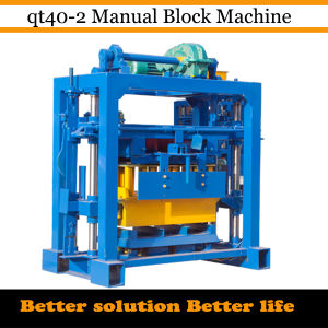 Small Block Forming Machine (QT40-2) pictures & photos
