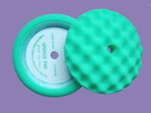 "8"" Wave Concavity Polishing Foam Pad (840134)"