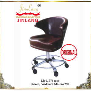 Poker Chairs No 776seat Chrom Bordeaux Molero