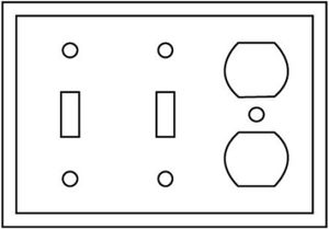 China 3 Gang 2 Toggle 1 Receptacle Device  bination Wallplate also Leviton 80732 4 Gang 3 Toggle 1 Decora Gfci Device  bination Wallplate in addition Leviton 80707w  bination Wallplate Standard Size Gang White P 23352 additionally Index text 5658697 path product part 5658697 ds dept process search as well Lev Lok Receptacles. on decora wallplates