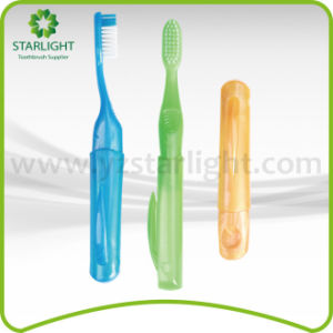 Pen Travel Toothbrush pictures & photos