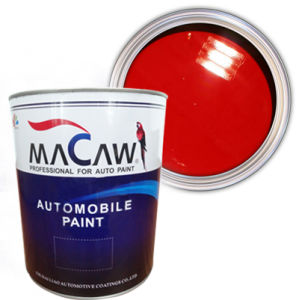 2k High Performance Solid Color Automobile Painting