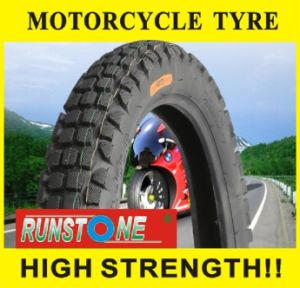 Cross Country Use Motorcycle Tyre/Motorcycle Tire 3.00-17 3.00-18 pictures & photos