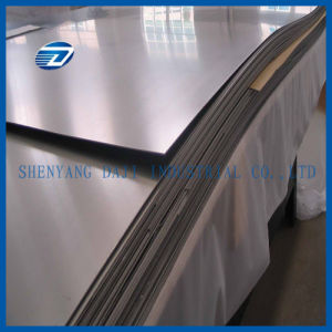 Competitive Price 0.5mm Cold Rolled Polished Titanium Plates