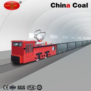 Cjy14/6gp 14t Underground Trolley Overhead Line Electric Mining Locomotive pictures & photos