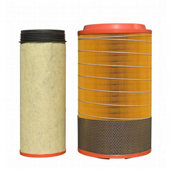 Air Filter for Faw Truck 1109070-55A/ 1109010-Q461A pictures & photos