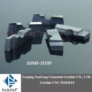 Tungsten Carbide CNC Insert (ZSMF-3215F)