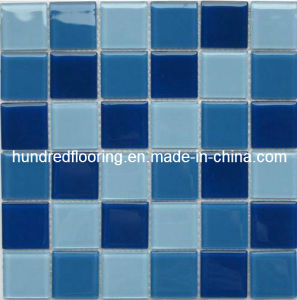Crystal Glass Mosaic Swimming Pool Mosaic (HSP302) pictures & photos