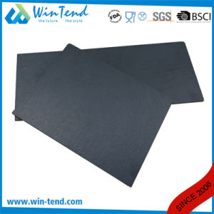Various Size Black Slate Plate Display for Sale pictures & photos