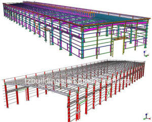 High Quality Steel Structure Workshop pictures & photos
