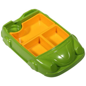 100% Melamine Dinnerware - Kid′s Series Children Car Tableware/ (QQ19903s) Kid′s Dinnerware pictures & photos