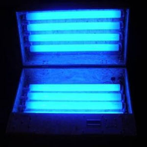 ultraviolet light therapy machine