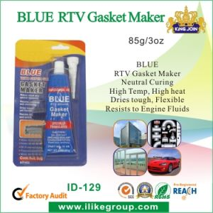 High Temperature Blue Gasket Silicone pictures & photos