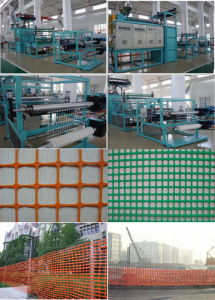PE/PP Square Net Plastic Machinery pictures & photos