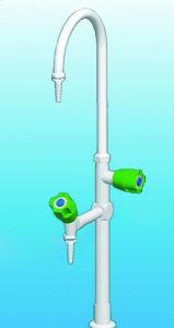 Dual-Port Laboratory Faucet (XSD-2207)